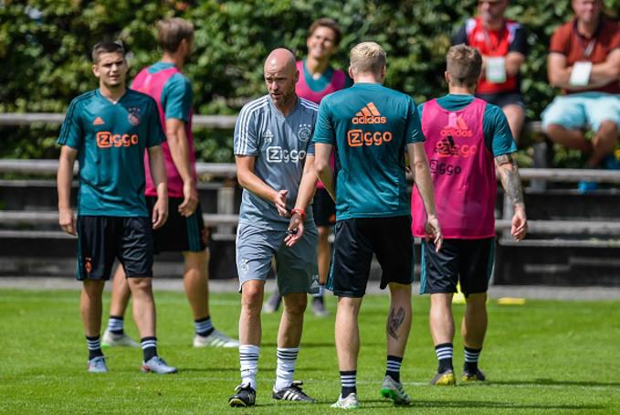 Trực tiếp bóng đá Ajax Amsterdam vs Watford, 23h ngày 18/7