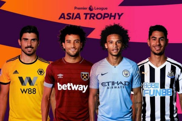 Trực tiếp Premier League Asia Trophy 2019 trên kênh nào?