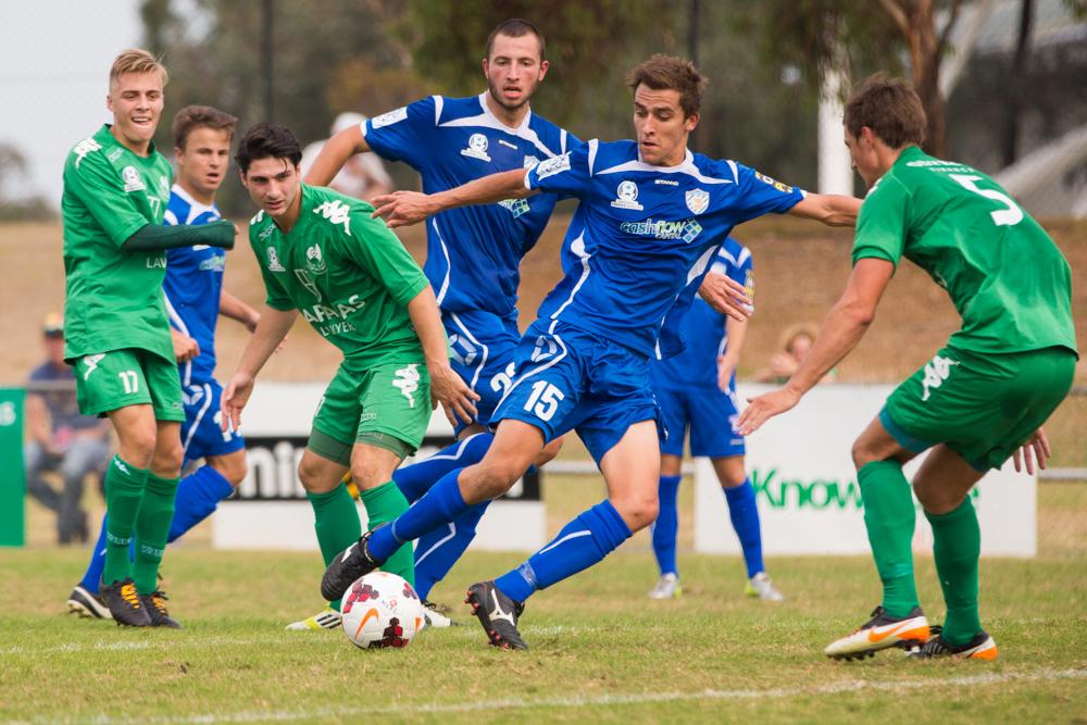 Trực tiếp bóng đá Oakleigh Cannons vs Port Melbourne, 16h45 ngày 19/7