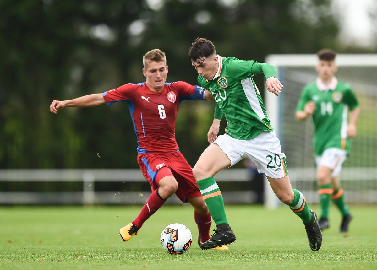 Nhận định bóng đá U19 Ireland vs U19 Séc, 0h ngày 22/7 (U19 châu Âu 2019)