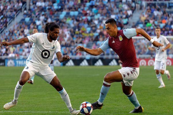Trực tiếp bóng đá Shrewsbury Town vs Aston Villa, 20h ngày 21/7