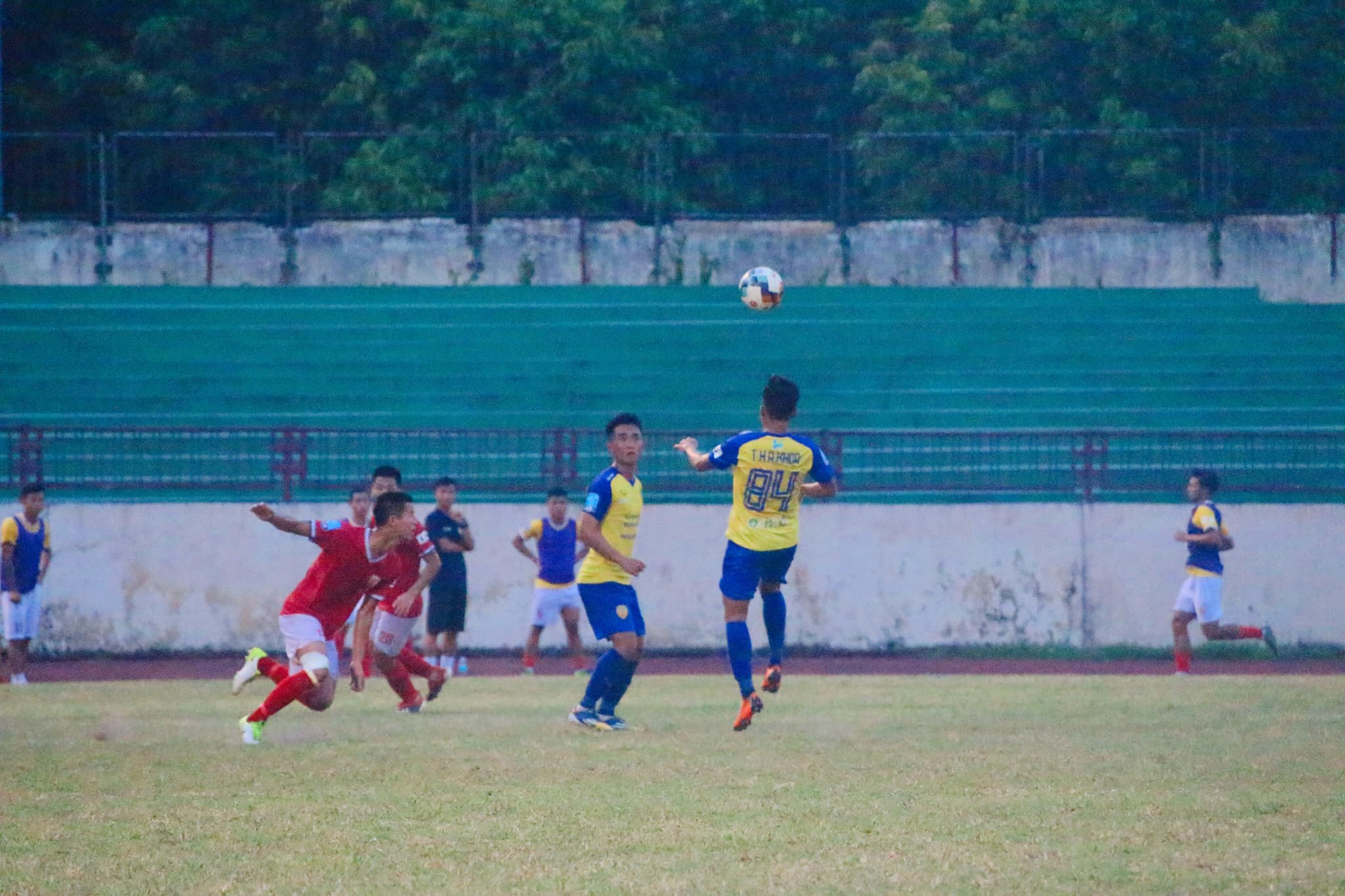 An Giang 1-0 Đồng Tháp: Đội chủ nhà áp sát top 3