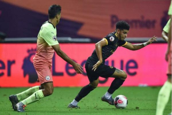 Trực tiếp bóng đá Man City 0-0 Wolves (H2): Man City bất lực trước
