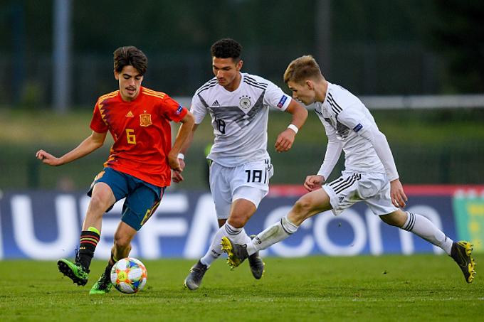 Trực tiếp bóng đá U19 Tây Ban Nha vs U19 Italia, 0h ngày 21/7
