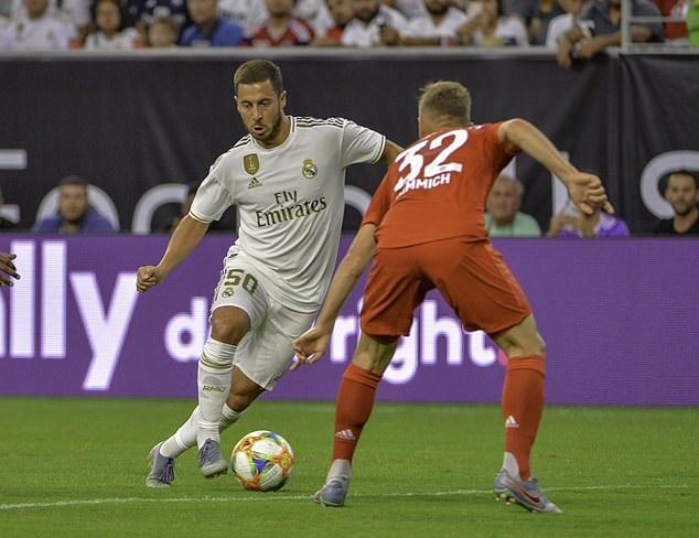 Eden Hazard muốn làm điều phi thường với số áo lạ ở Real Madrid
