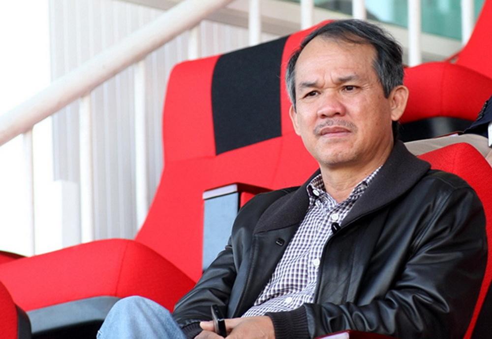 Bầu Đức: 'Bóng đá Việt Nam không hơn Thái Lan'