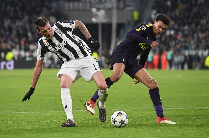 Máy tính dự đoán Juventus vs Tottenham, 18h30 ngày 21/7