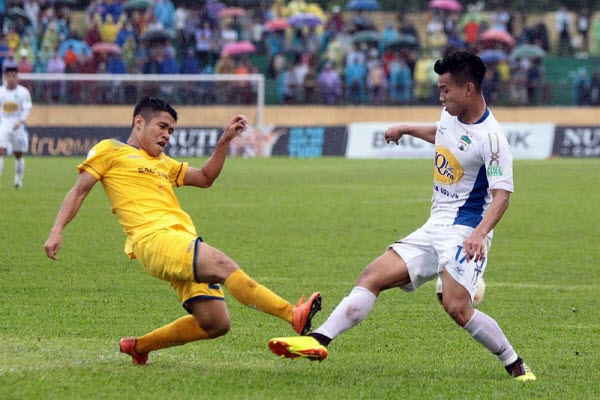Nhận định bóng đá HAGL vs SLNA, 17h ngày 21/7 (V-League)