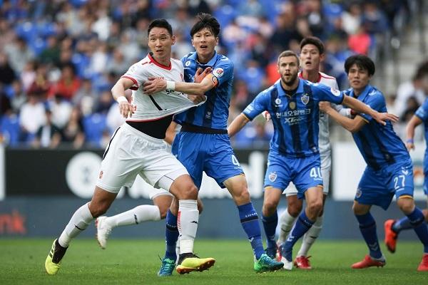 Nhận định bóng đá Ulsan Hyundai vs Gangwon, 17h ngày 21/7 (K-League)