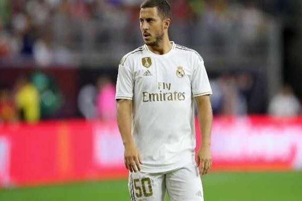 Eden Hazard gây thất vọng trong ngày ra mắt khi lộ