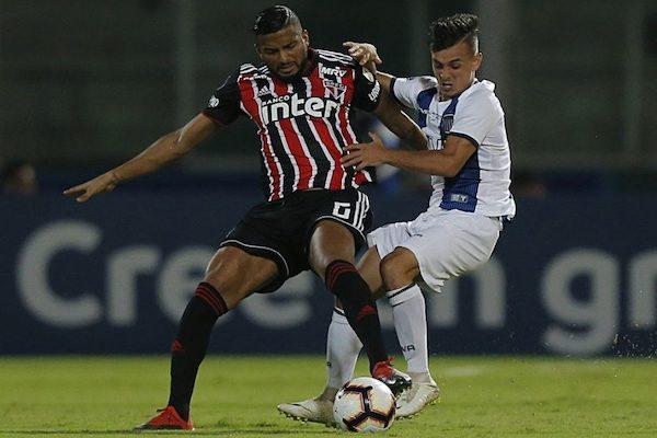 Trực tiếp bóng đá Sao Paulo vs Chapecoense, 6h ngày 23/7