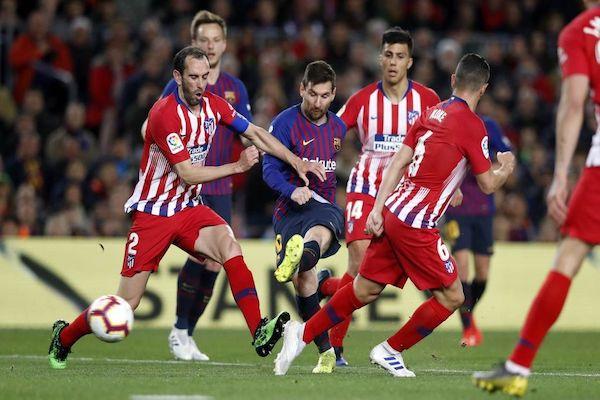 Chivas Guadalajara 0-0 Atletico Madrid*: Chiến thắng chật vật của đại diện La Liga