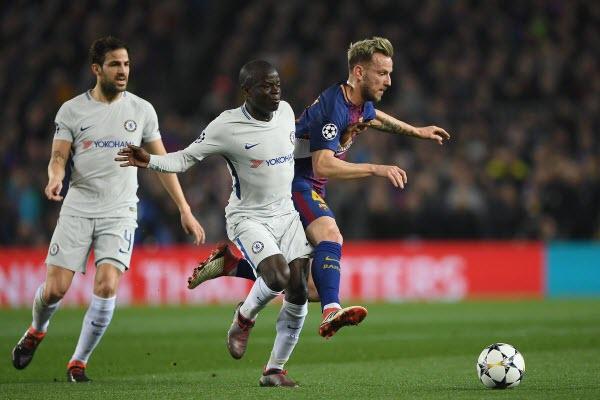 Tỷ lệ bóng đá hôm nay 23/7: Barca vs Chelsea