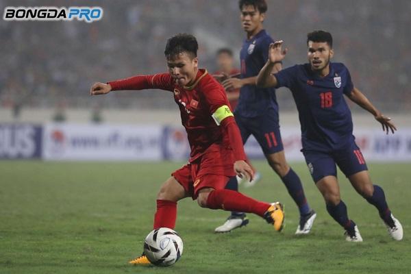 ĐT Việt Nam gặp bất lợi lớn khi đấu Thái Lan ở vòng loại World Cup 2022