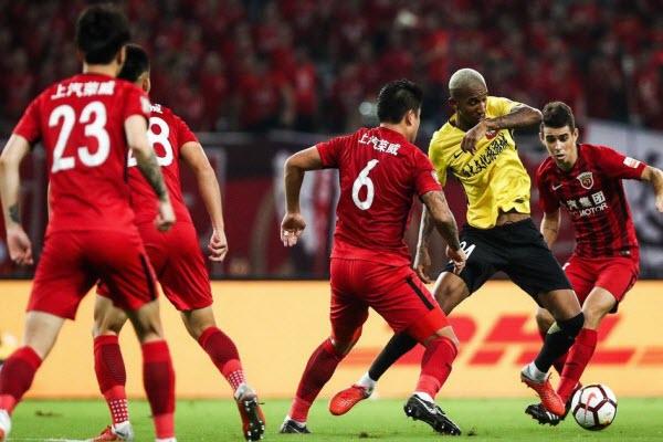 Trực tiếp bóng đá Guangzhou Evergrande vs Shanghai SIPG, 19h ngày 24/7