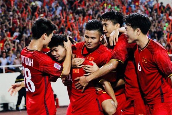 Bảng xếp hạng FIFA tháng 7: Việt Nam vẫn là số 1 Đông Nam Á