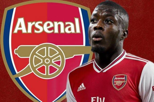 "Arsenal ""chơi lớn"" vì Nicolas Pepe"