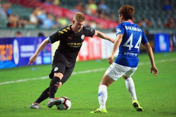 Nhận định bóng đá Yokohama Marinos vs Man City, 17h30 ngày 27/7 (Giao hữu)