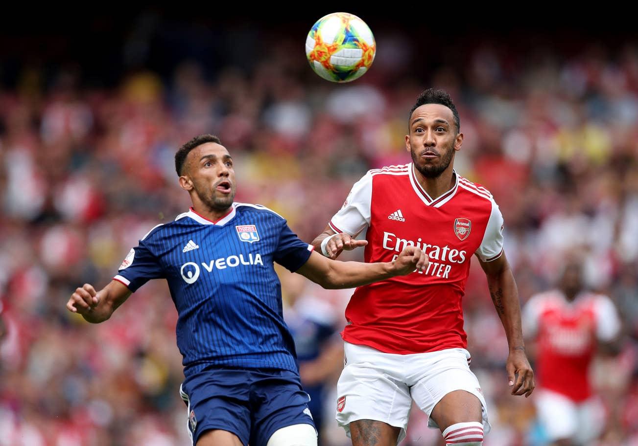 Arsenal 1-2 Lyon: Lyon vô địch Emirates Cup 2019