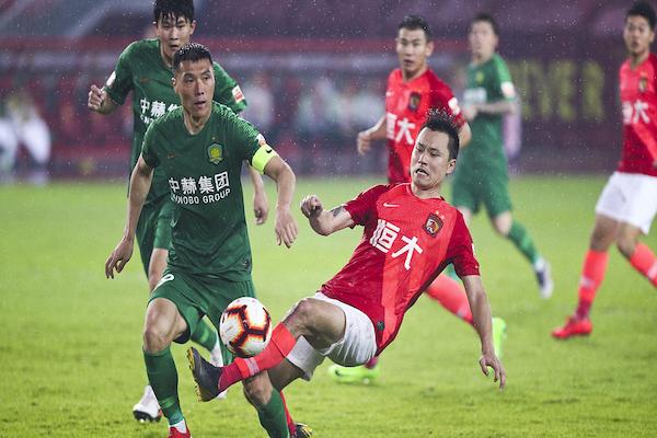 Link xem trực tiếp Guangzhou Evergrande vs Beijing Renhe, 18h35 ngày 28/7