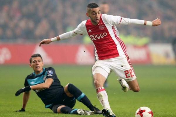 Nhận định bóng đá Ajax Amsterdam vs Sivasspor, 19h ngày 29/7 (Giao hữu)
