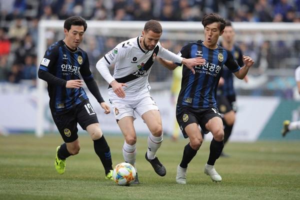 Nhận định bóng đá Incheon United vs Gyeongnam, 17h30 ngày 30/7 (K-League)