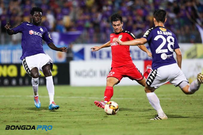 Lịch thi đấu vòng 19 V-League 2019: Hà Nội FC vs Bình Dương