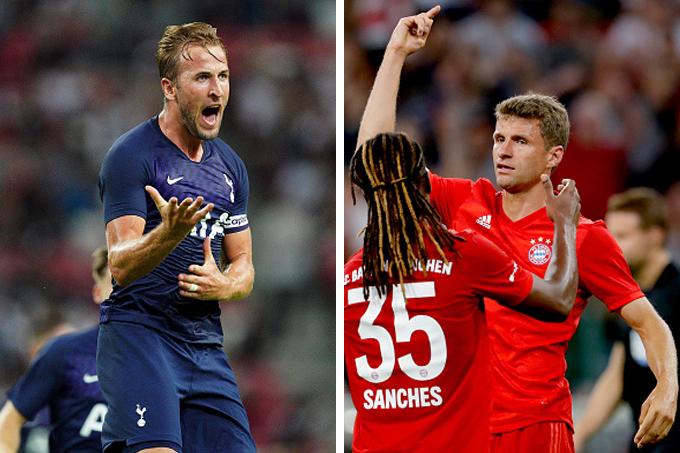 Tottenham xuất sắc vô địch Audi Cup 2019