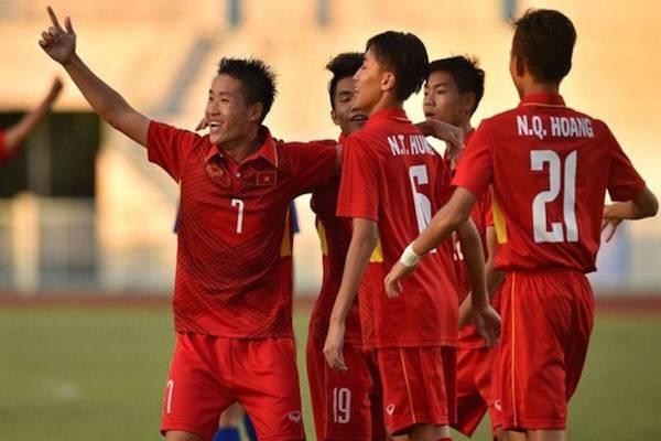 U15 Singapore 0-1 U15 Việt Nam: Bàn thắng bằng vàng ở phút bù giờ