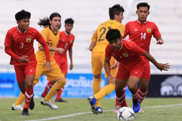 Link xem trực tiếp U15 Brunei vs U15 Lào, 15h30 ngày 1/8