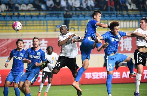 Nhận định bóng đá Guangzhou R&F vs Jiangsu Suning, 19h ngày 2/8 (CSL)