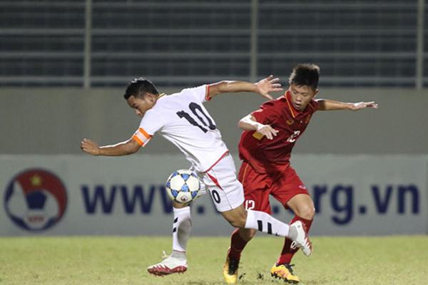 Lịch thi đấu bóng đá hôm nay 2/8: U15 Việt Nam vs U15 Myanmar