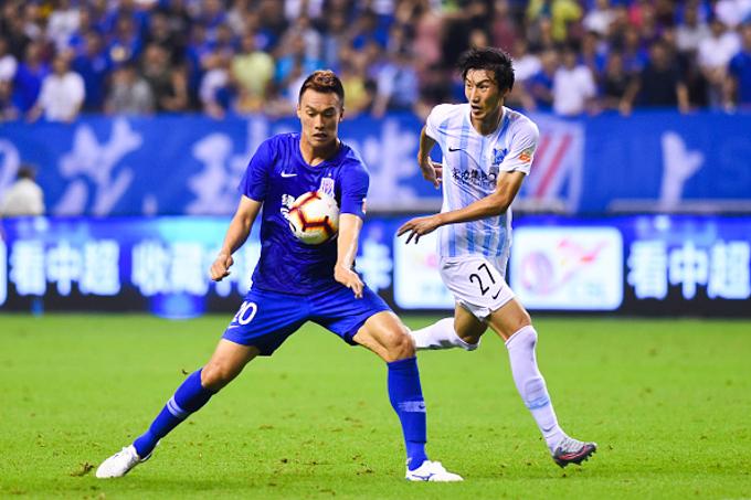 Link xem trực tiếp Shanghai Shenhua vs Wuhan Zall, 18h35 ngày 2/8