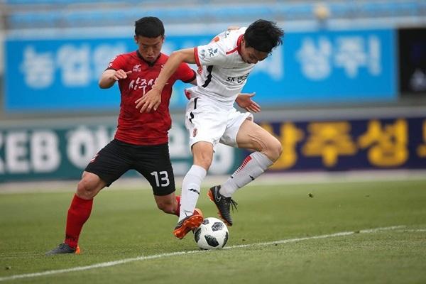 Nhận định bóng đá Sangju Sangmu vs Gyeongnam, 18h ngày 3/8 (K-League)