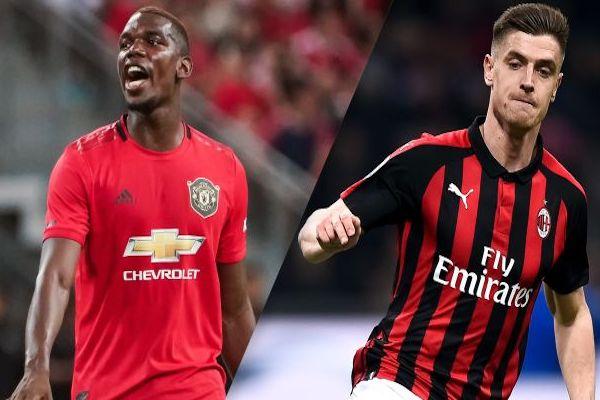 Lịch thi đấu bóng đá hôm nay 3/8: MU vs AC Milan