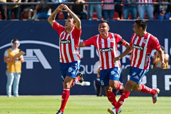Nhận định bóng đá Atletico San Luis vs Atletico Madrid, 0h ngày 4/8 (Giao hữu)