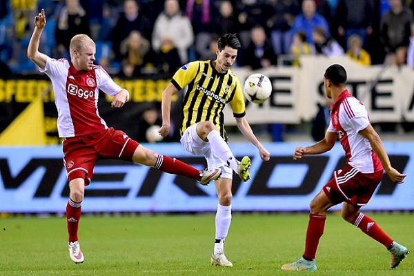 Nhận định bóng đá Vitesse Arnhem vs Ajax Amsterdam, 23h30 ngày 3/8 (VĐQG Hà Lan)