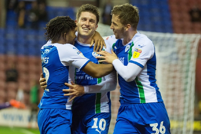 Wigan 3-2 Cardiff City: Rượt đuổi nghẹt thở đến phút cuối