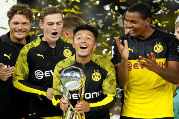 Dortmund  giành Siêu cúp Đức 2019