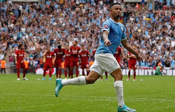 Liverpool 1-1 Man City (pen 4-5): Wijnaldum sút hỏng 11m, dâng Siêu Cúp Anh cho Man xanh