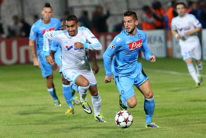 Link xem trực tiếp Marseille vs Napoli, 2h ngày 5/8