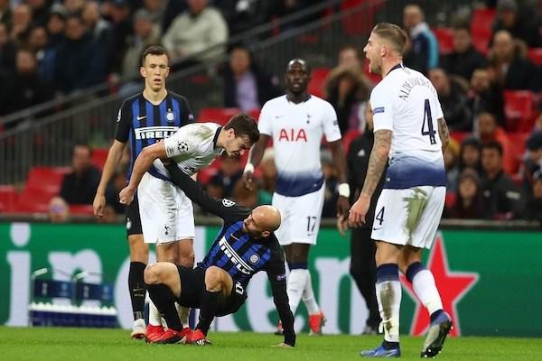 Trực tiếp Tottenham vs Inter Milan trên kênh nào?