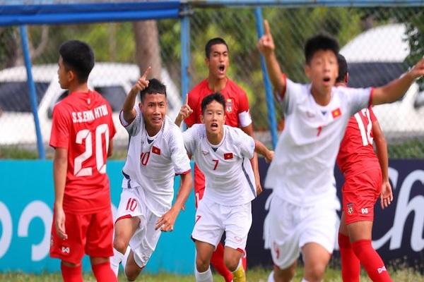 Lịch thi đấu bán kết U15 Đông Nam Á 2019: Việt Nam góp mặt