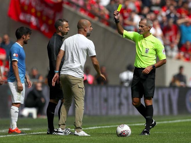 Pep Guardiola đi vào lịch sử ở trận tranh Siêu Cúp Anh với Liverpool