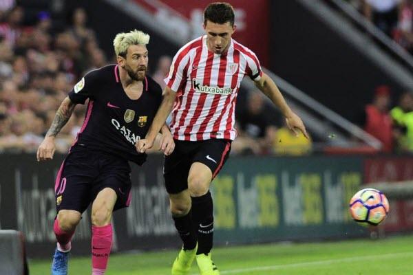 Lịch thi đấu vòng 1 La Liga 2019/20: Athletic Bilbao vs Barca