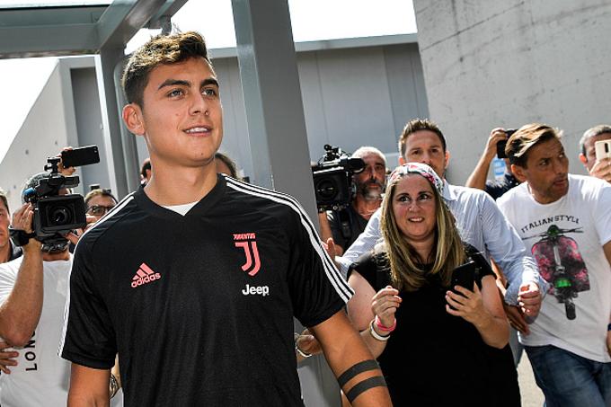 Chuyển nhượng 6/8: PSG hỏi mua Paulo Dybala, Real Madrid dùng James Rodriguez câu Paul Pogba