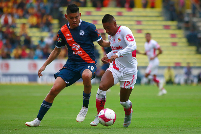 Link xem trực tiếp Morelia vs Puebla, 9h ngày 7/8