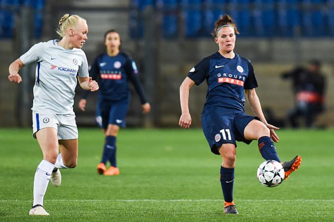Link xem trực tiếp nữ Montpellier vs nữ Chelsea, 22h45 ngày 6/8