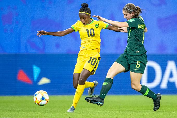 Link xem trực tiếp nữ Jamaica vs nữ Peru, 22h ngày 6/8