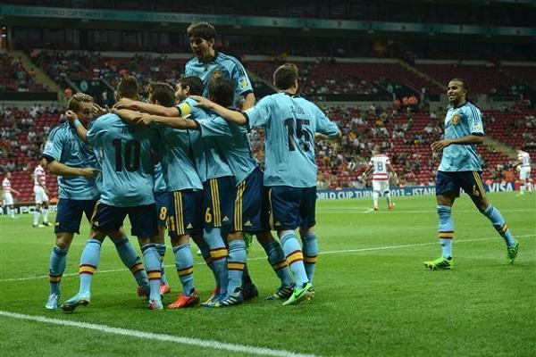 Nhận định bóng đá U20 Tây Ban Nha vs U20 Mauritania, 1h30 ngày 7/8 (Giao hữu)